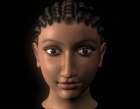چهره واقعی پر آوازه ترین زن تاریخ (کلئوپاترا)