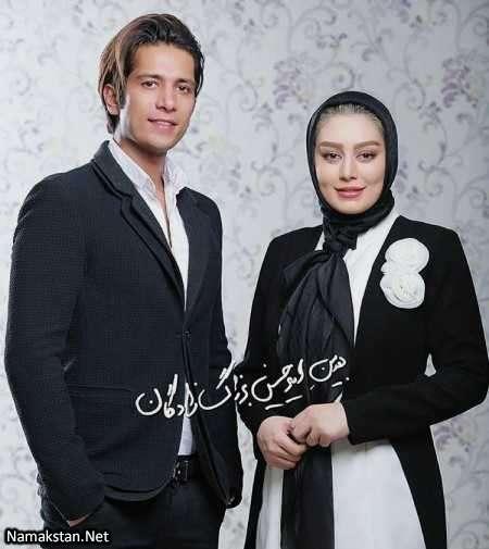 عکسهای شخصی سحر قریشی (یلدا) و همسرش!