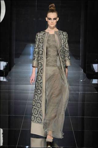 لباسهای شب پاییزه والنتینو