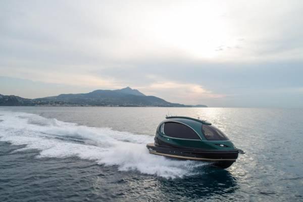 لوکس ترین و لاکچری ترین قایق دنیا (عکس)