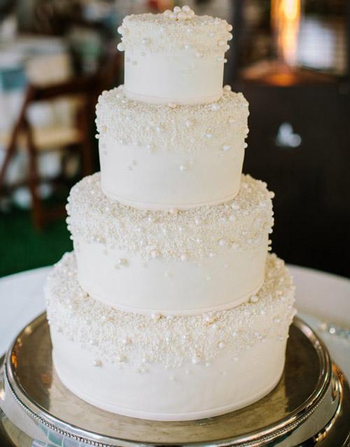 عکس های گرانترین کیک های عروسی سلبریتی ها
