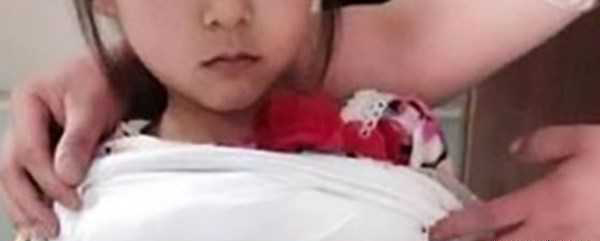 جنایت بارداری و ازدواج این دختر 12 ساله (عکس)