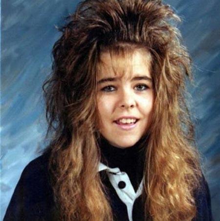 عکس هایی از مدل های موی خنده دار زیرخاکی