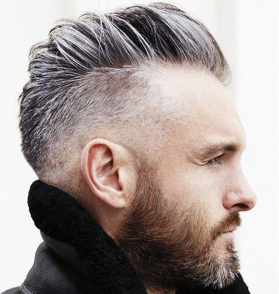 مدل های بسیار شیک موی جو گندمی مردانه