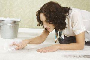 چند نکته ضروری برای تمیز کردن فرش با شامپو