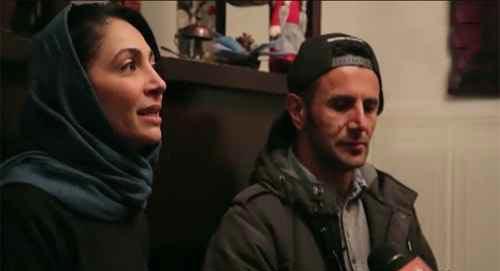 بیوگرافی امین حیایی و همسرش + تصاویر