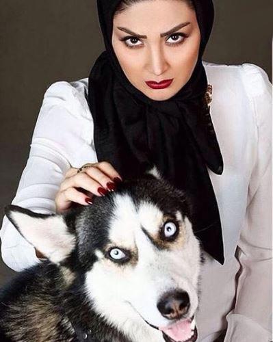ماجرای سلفی برهنه مریم معصومی + عکس