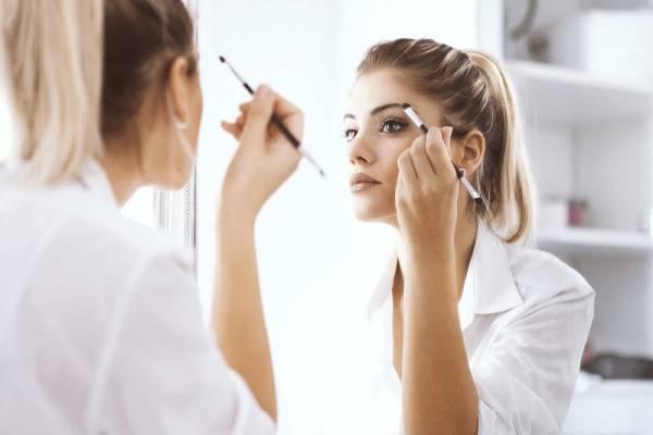 شناخت شخصیت ار مدل آرایش صورت (عکس)