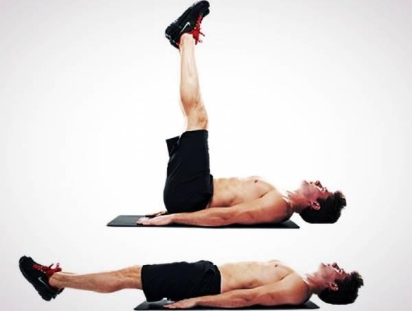 موثرترین حرکات ورزشی برای یک شکم زیبا و تخت