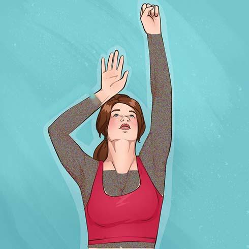 10 روش عالی برای بالا بردن و فرم دهی به سینه