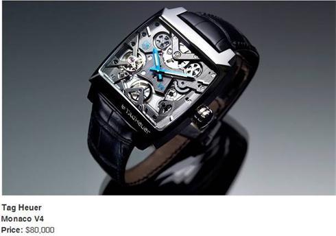 عکسهایی از گران قیمت ترین ساعتهای دنیا