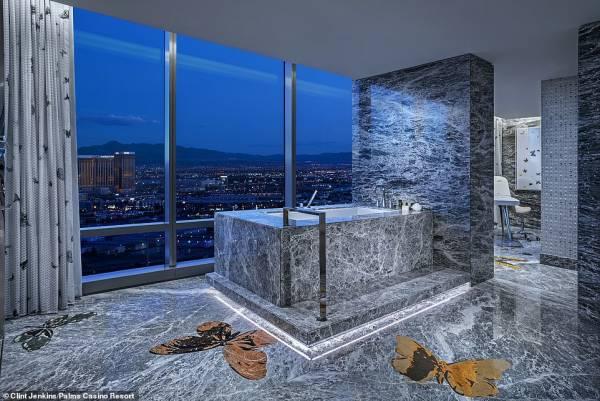 شیک ترین و گران قیمت ترین هتل با شبی 2 میلیارد (عکس)
