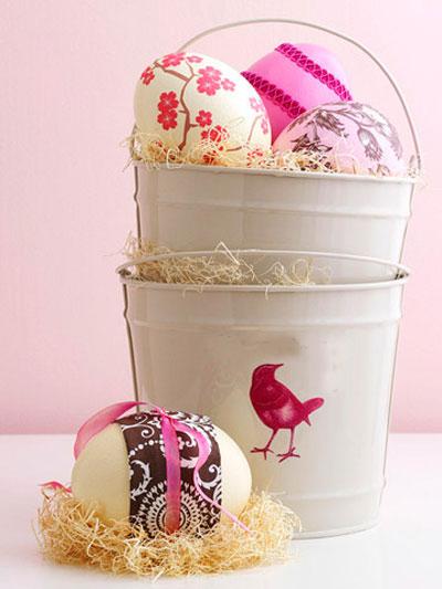 مدلهای بسیار جالب و زیبا از تزیین تخم مرغ