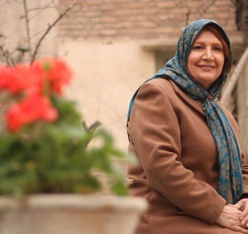 تصاویر جدید بازیگران با عاشقانه نرگس محمدی و همسرش