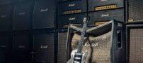 چاپ 3 بعدی یک گیتار ضد ضربه در دنیا (عکس)