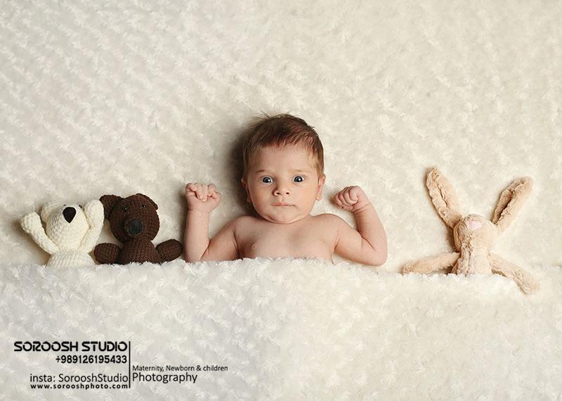 آموزش تخصصی عکاسی کودک