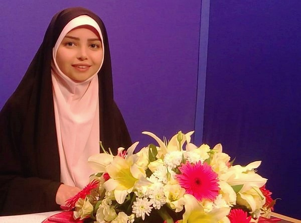 عکس هایی از ازدواج این خانم مجری شبکه خبر