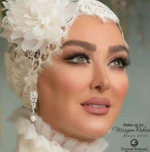 عکس هایی از عروسی و کارت عروسی الهام حمیدی