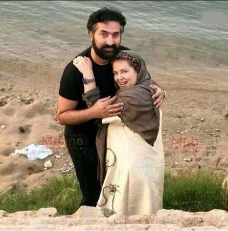 عکس های عاشقانه و ریبا از ازدواج بهاره رهنما