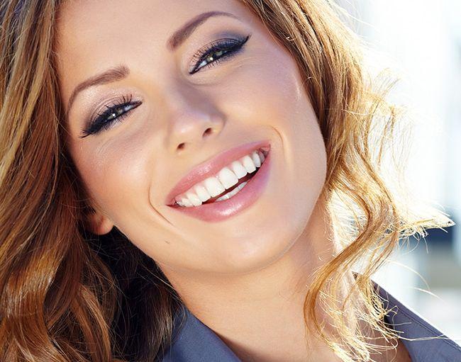 لبخند زیبا و جذاب اما راه آن چیست؟