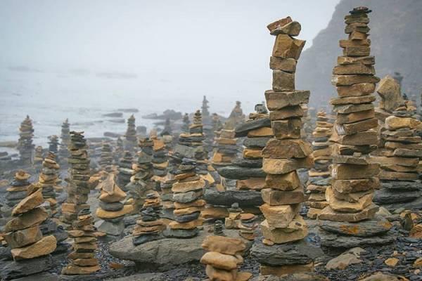 با زیباترین و عجیب ترین ساحل دنیا آشنا شوید (عکس)