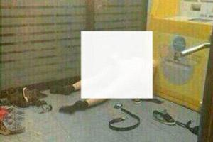 رابطه جنسی زن و شوهر کنار دستگاه خود پرداز (عکس)