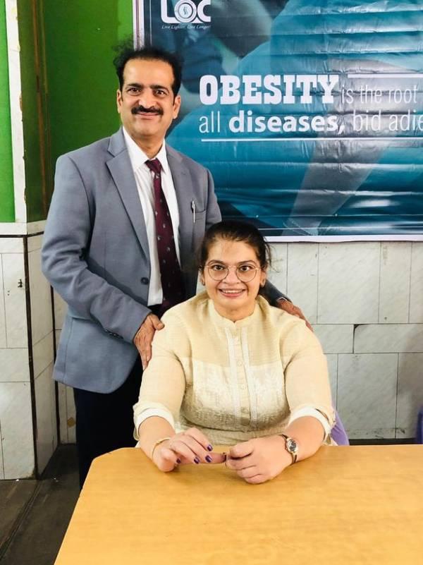 این خانم با کاهش وزن خود رکورد جهانی زد (عکس)