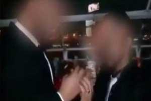 ماجرای ازدواج پسران همجنسگرای عربستانی (عکس)