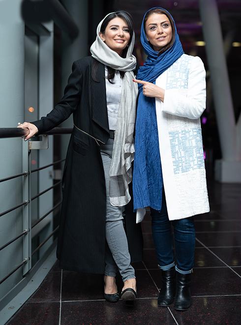 جدیدترین مدل مانتو به سبک بازیگران ایرانی