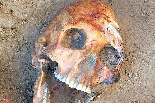 کشف عجیب یک شاهزاده خانم 2000 ساله (عکس)