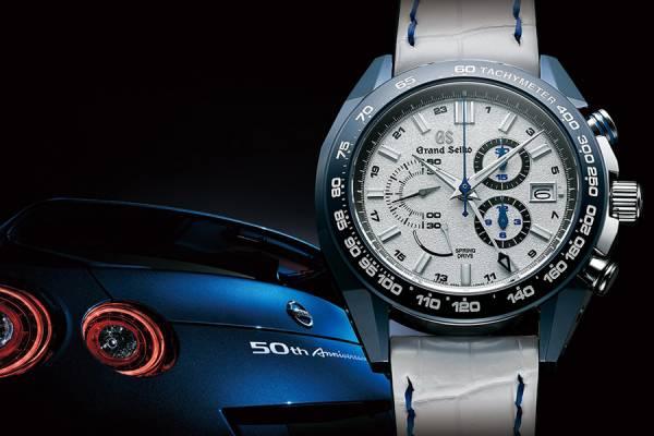 ساخت ساعت سوپر اسپرت مخصوص رانندگان نیسان (عکس)