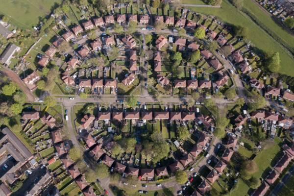 شهری عجیب اما خندان در انگلستان (عکس)