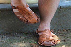 مدل های جدید کفش و صندل مردانه تابستانی