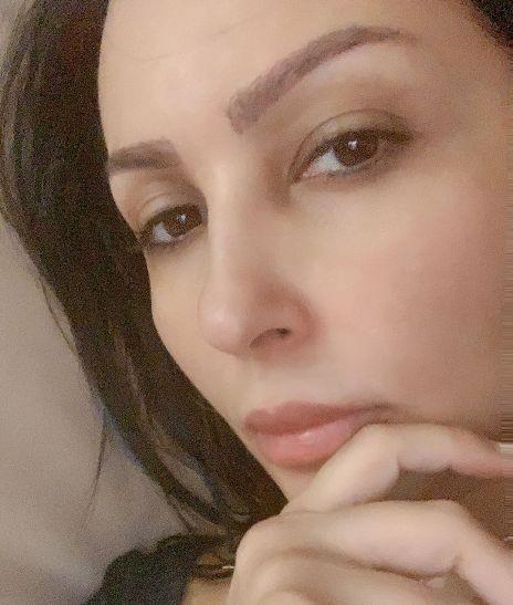 عکس بدون آرایش بازیگر زن ایرانی