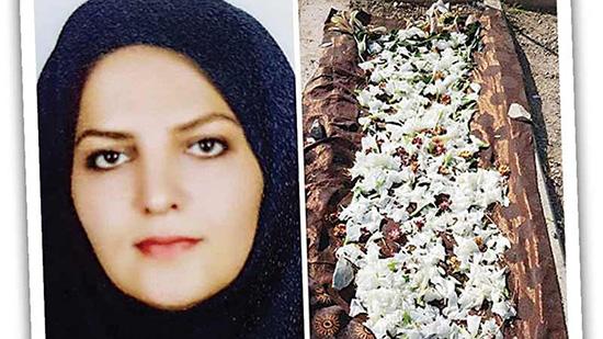 آخرین اخبار قتل همسر دوم نجفی (عکس مزار)