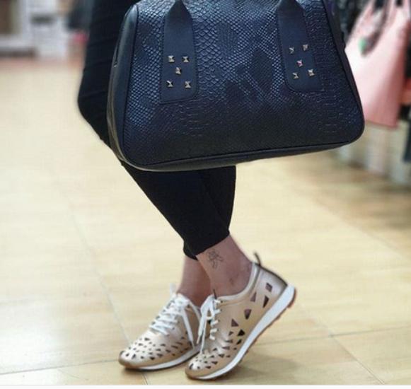 جدیدترین مدلهای کفش اسپرت دخترانه (عکس)