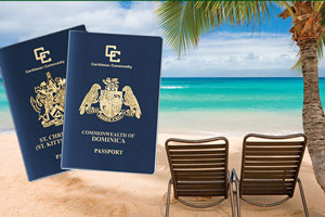 تهیه پاسپورت دوم ( پاسپورت دومینیکا ) و یا مهاجرت؟