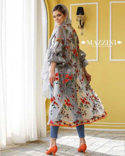 زیباترین و جدیدترین مدل های مانتو حریر تابستانی (عکس)