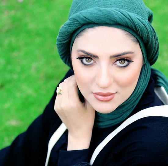عکس های جذاب هلیا امامی خرم سلطان ایرانی! 1