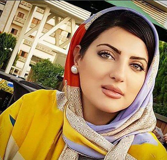 تصاویر هلیا امامی خرم سلطان ایرانی