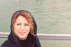 بازیگر زن ایرانی در سوئیس سرطان گرفت (عکس)