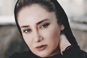 تیپ خانم بازیگر در روسیه (عکس)