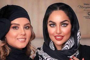 عکس های مدلینگ المیرا عبدی دختر اکبر عبدی