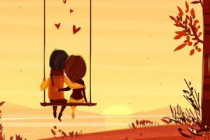 زیباترین نوشته های عاشقانه و احساسی