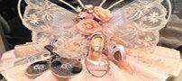 جدیدترین مدلهای تزئین خنچه عروس و داماد