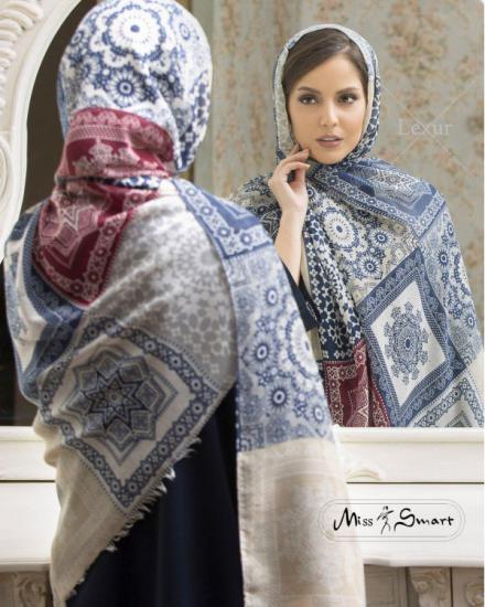 جدیدترین مدلهای شال و روسری مجلسی و اسپرت