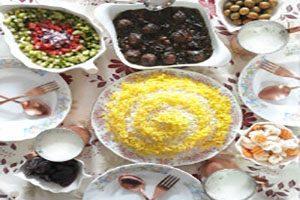 طرز تهیه قلیه قاشقی غذای جنوبی