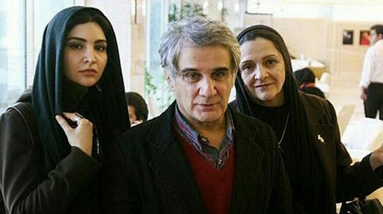 واکنش گلاب آدینه همسر مهدی هاشمی و دخترش به ازدواج مجدد مهدی هاشمی (عکس)