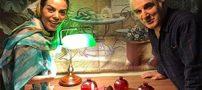 فیلم مهدی هاشمی در تایید ازدواجش با مهنوش صادقی