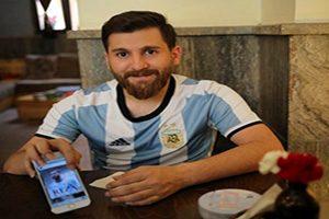 درخواست شکایت بدل ایرانی لیونل مسی از خبرنگار خارجی